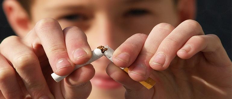 Советы как бросить курить